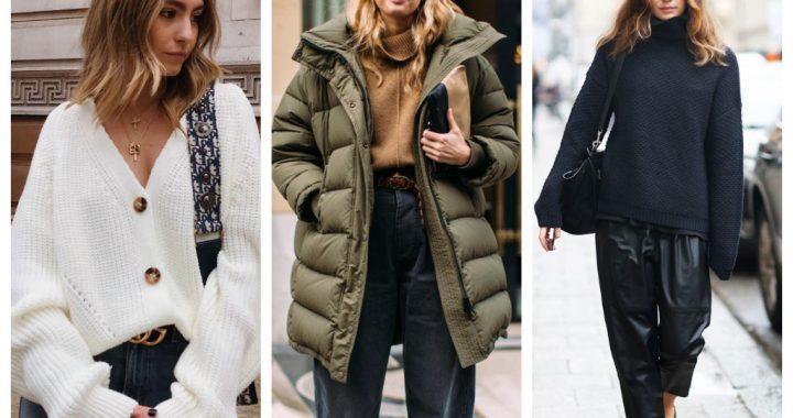5 вещей для уютного зимнего гардероба