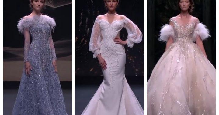 тенденции свадебной моды 2021