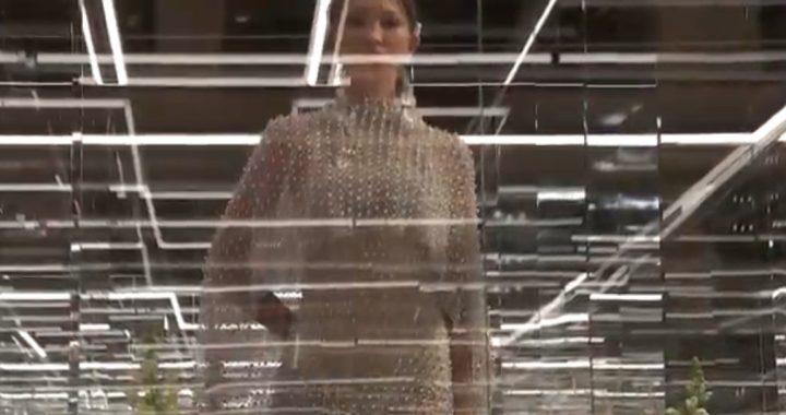модная коллекция 2021 фенди