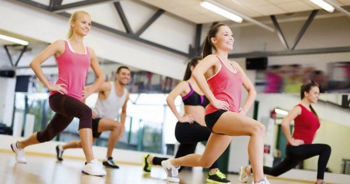 онлайн фитнес
