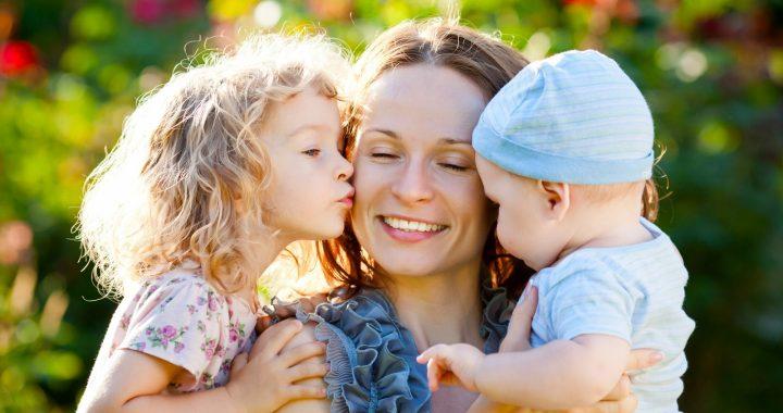 семья, родители, дети