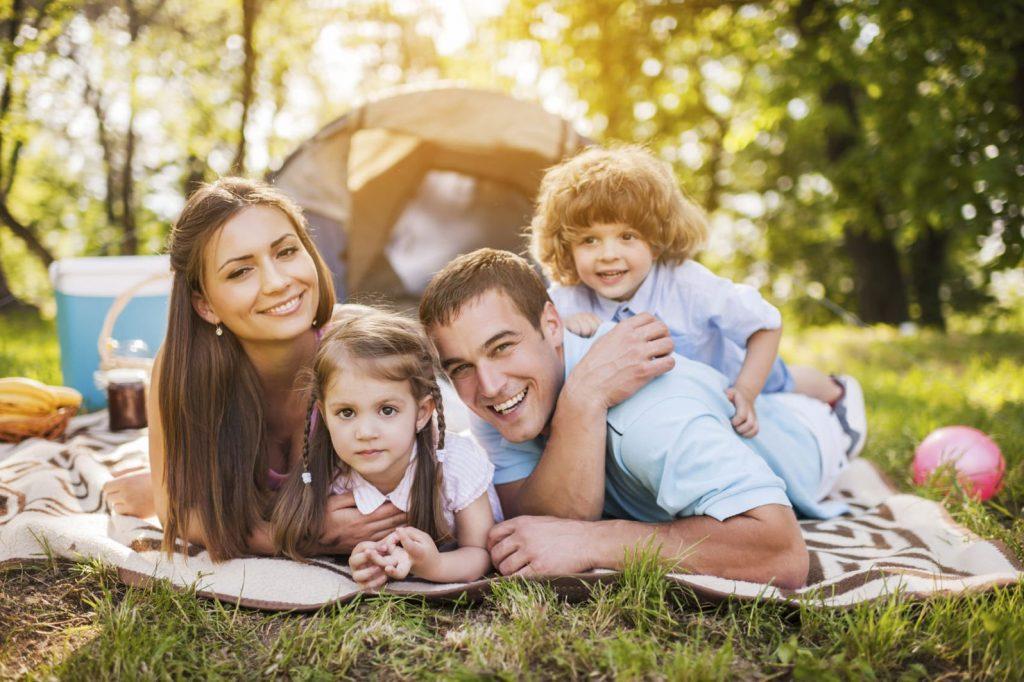 три идеи для семейного отдыха летом