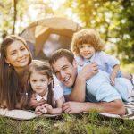 Семейный отдых с детьми летом — 3 идеи для родителей