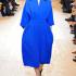 С чем лучше всего носить синее пальто?